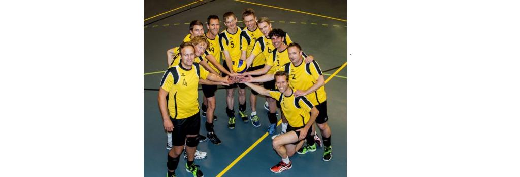 Heren 1 start competitie met overwinning op Zaanstad