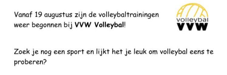 Kom ook Volleyballen!